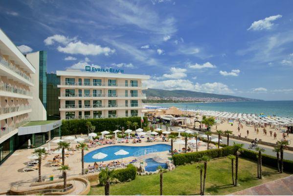 Bulgarija - DIT EVRIKA BEACH CLUB HOTEL