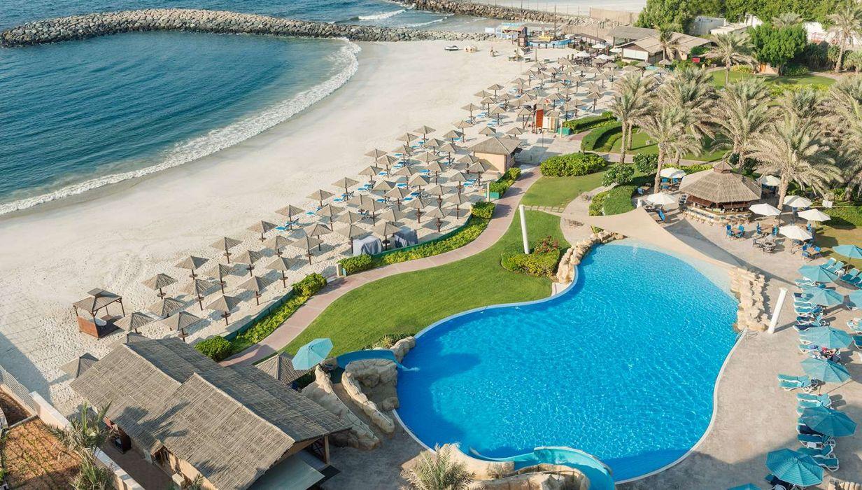 Jungtiniai Arabų Emyratai - Coral Beach Resort Sharjan