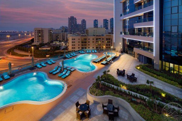 Jungtiniai Arabų Emyratai - Millennium Place Barsha Heights