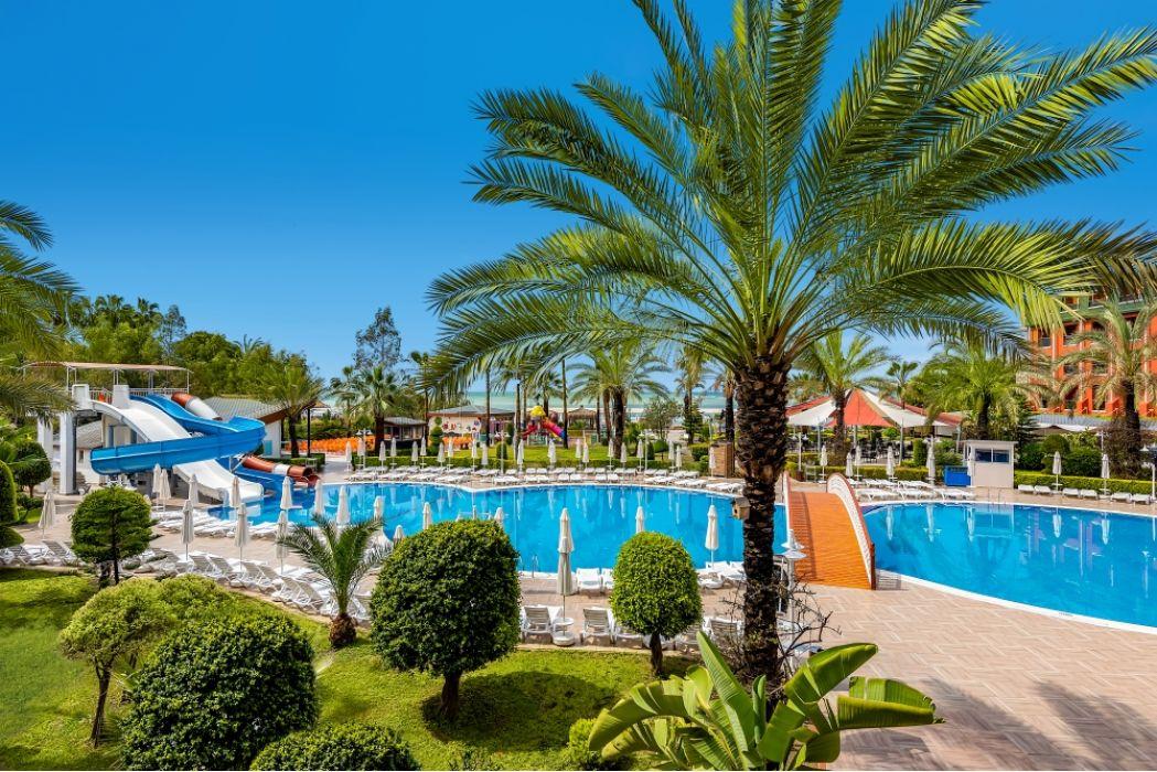 Turkija - ANNABELLA DIAMOND HOTEL & SPA