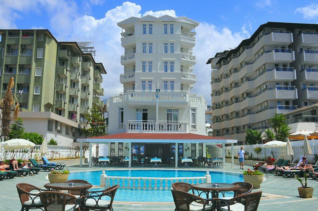 Turkija - AZAK HOTEL