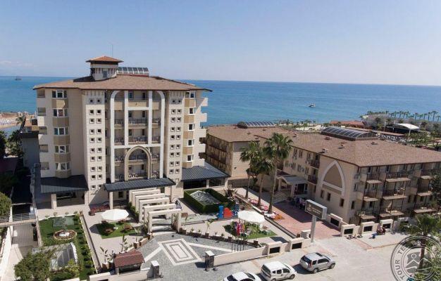 Turkija - LAND OF PARADISE HOTEL