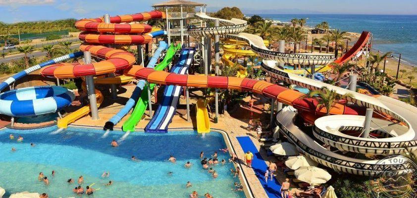 Turkija - LONG BEACH RESORT HOTEL & SPA DELUXE